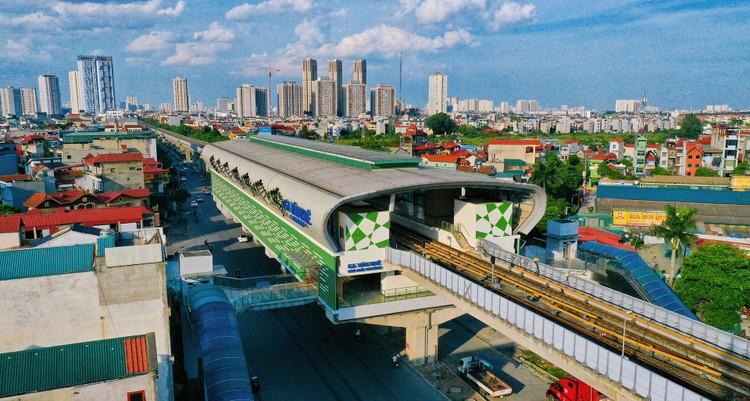 Diện mạo Hà Nội qua những dự án giao thông nghìn tỷ ảnh 2