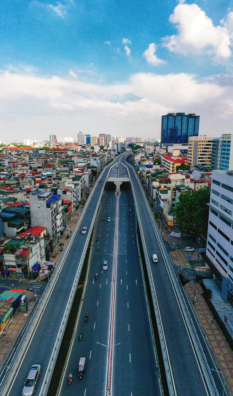 Diện mạo Hà Nội qua những dự án giao thông nghìn tỷ ảnh 7