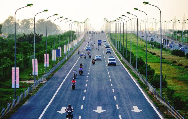 Diện mạo Hà Nội qua những dự án giao thông nghìn tỷ ảnh 8
