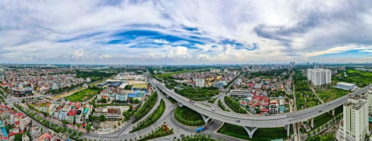 Diện mạo Hà Nội qua những dự án giao thông nghìn tỷ ảnh 9