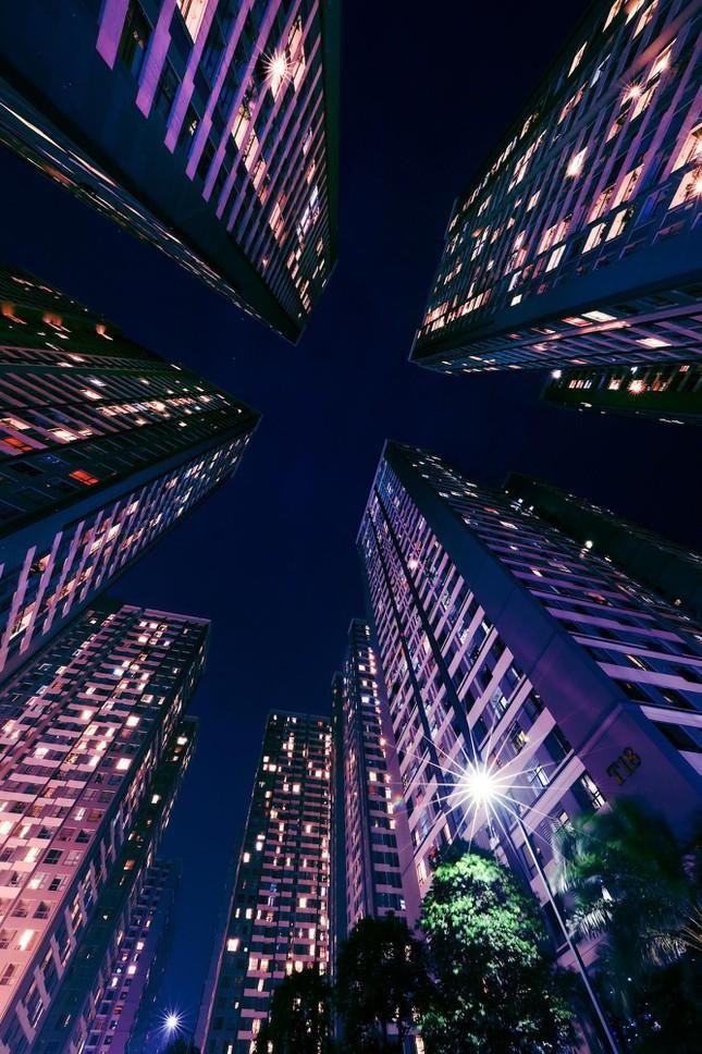 Những tòa cao ốc có kiến trúc độc đáo ở Hà Nội ảnh 10