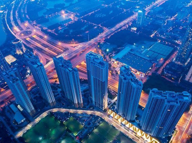 Những tòa cao ốc có kiến trúc độc đáo ở Hà Nội ảnh 13