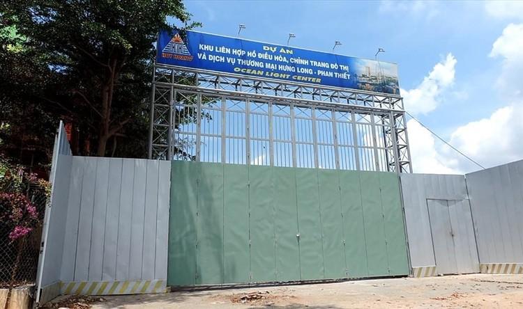 """Bộ Công an tạm đình chỉ giải quyết tố giác về 9 dự án """"khủng"""" ở Bình Thuận ảnh 1"""