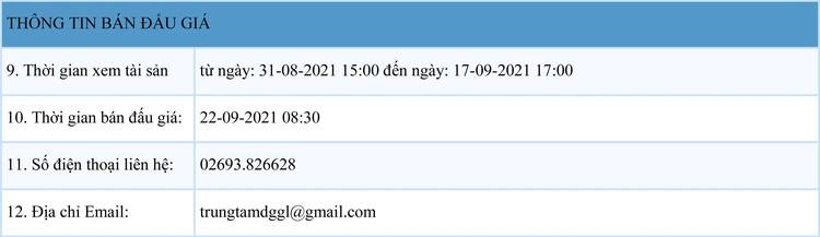Ngày 22/9/2021, đấu giá 40 chiếc xe ô tô đã qua sử dụng tỉnh Gia Lai ảnh 2