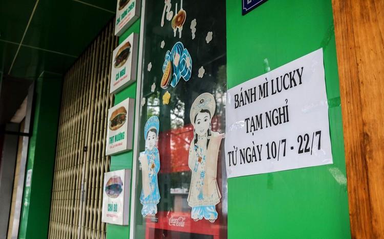 Hàng quán Nha Trang vẫn đóng cửa sau nới lỏng giãn cách ảnh 10