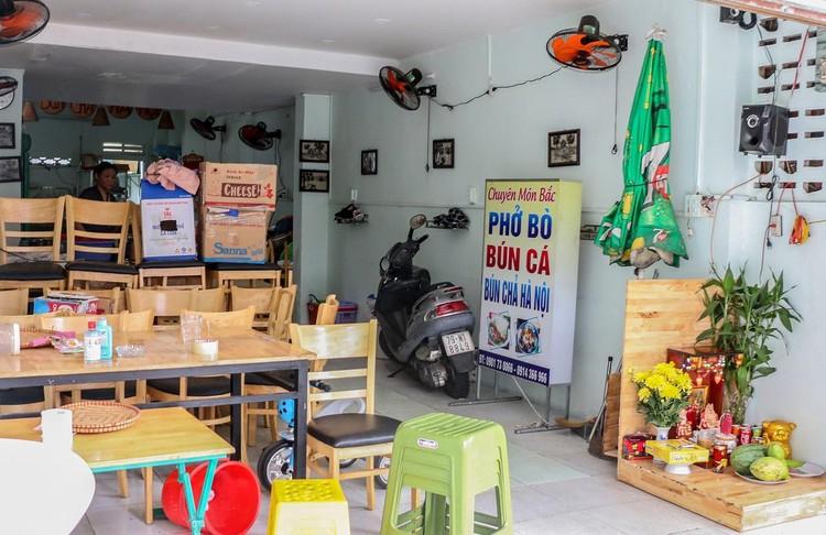 Hàng quán Nha Trang vẫn đóng cửa sau nới lỏng giãn cách ảnh 5