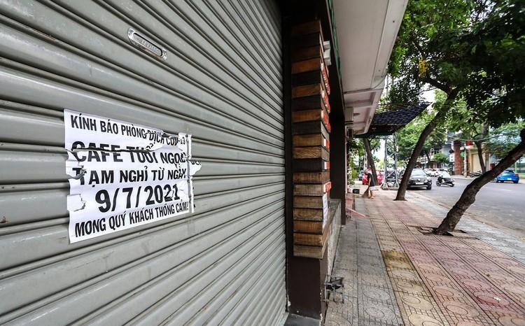 Hàng quán Nha Trang vẫn đóng cửa sau nới lỏng giãn cách ảnh 9