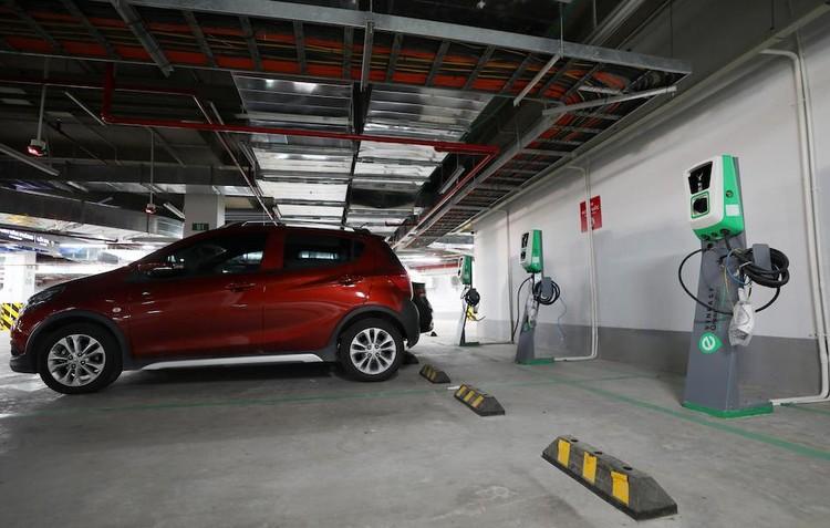 Lắp trạm sạc xe điện tại chung cư: Giải pháp tăng tiện ích cho dự án bất động sản ảnh 3