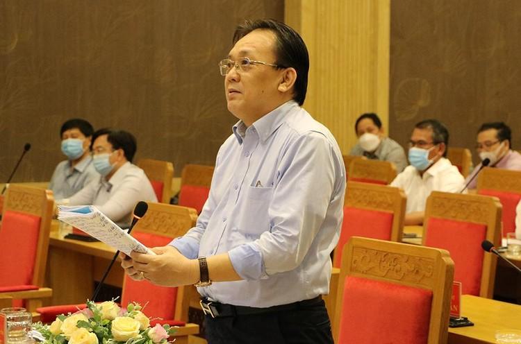 Bàn giải pháp tháo gỡ mặt bằng các dự án đường dây 500kV Vân Phong – Vĩnh Tân ảnh 3