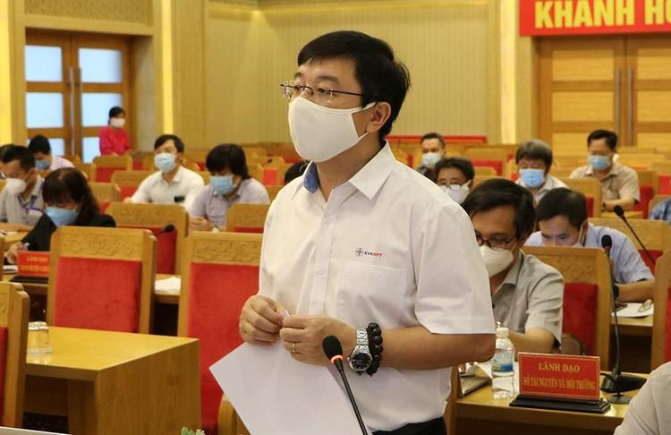 Bàn giải pháp tháo gỡ mặt bằng các dự án đường dây 500kV Vân Phong – Vĩnh Tân ảnh 4