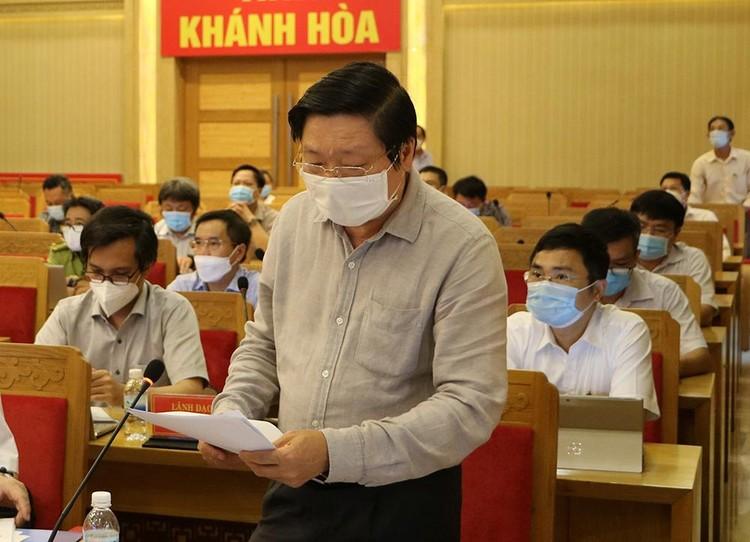 Bàn giải pháp tháo gỡ mặt bằng các dự án đường dây 500kV Vân Phong – Vĩnh Tân ảnh 5
