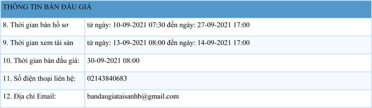 Ngày 30/9/2021, đấu giá quyền sử dụng 52. 872 m2 đất tại thành phố Lào Cai, tỉnh Lào Cai ảnh 2