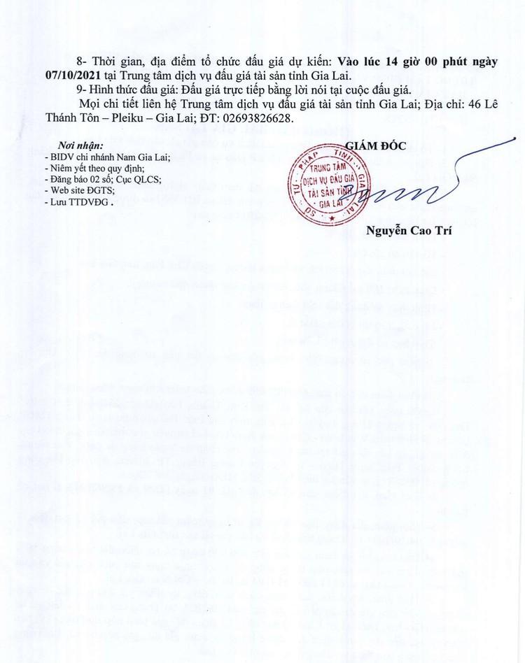 Ngày 7/10/2021, đấu giá quyền sử dụng đất tại huyện Chư Păh, tỉnh Gia Lai ảnh 4