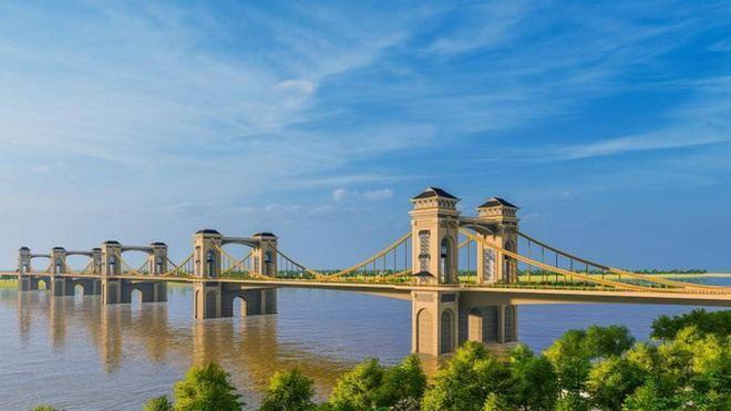Cầu Trần Hưng Đạo của Hà Nội mang phong cách cổ điển xứ Đông Dương ảnh 2