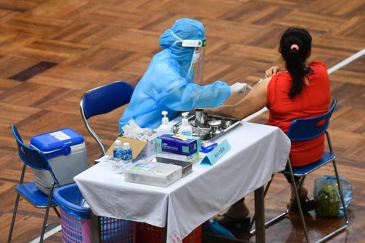 Hiệu quả của vaccine AstraZeneca khi rút ngắn khoảng cách 2 mũi tiêm ảnh 2