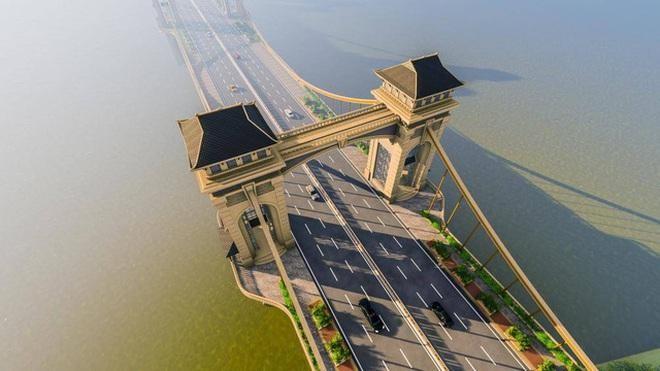 Cầu Trần Hưng Đạo nghìn tỷ ở Hà Nội: Tranh luận gắt về kiến trúc ảnh 1