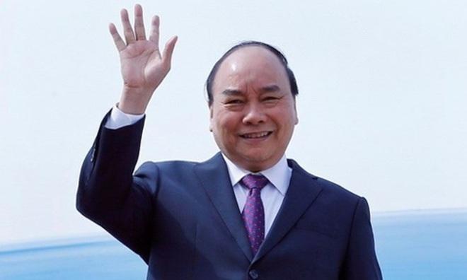 Chủ tịch nước Nguyễn Xuân Phúc lên đường thăm Cuba, Mỹ ảnh 1