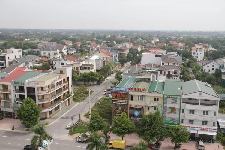 Cận cảnh khu đô thị 'vip' khiến 2 vợ chồng đại gia bị bắt ở Nghệ An ảnh 1
