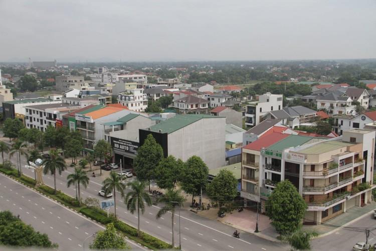 Cận cảnh khu đô thị 'vip' khiến 2 vợ chồng đại gia bị bắt ở Nghệ An ảnh 4