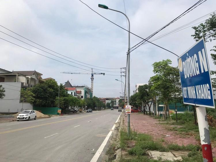 Cận cảnh khu đô thị 'vip' khiến 2 vợ chồng đại gia bị bắt ở Nghệ An ảnh 5
