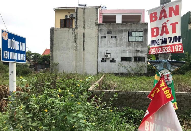 Cận cảnh khu đô thị 'vip' khiến 2 vợ chồng đại gia bị bắt ở Nghệ An ảnh 6