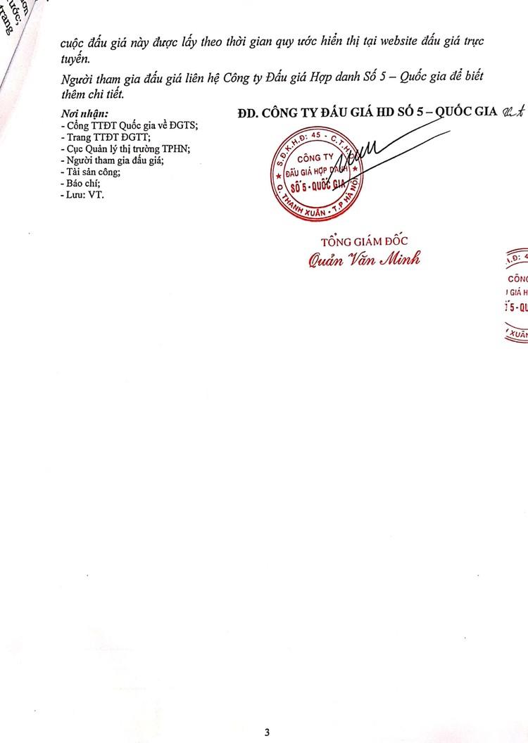 Ngày 30/9/2021, đấu giá hàng hóa các loại bị tịch thu tại Hà Nội ảnh 5