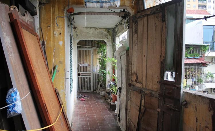 Cận cảnh 4 khu chung cư nguy hiểm cấp D ở Hà Nội sắp được cải tạo ảnh 15