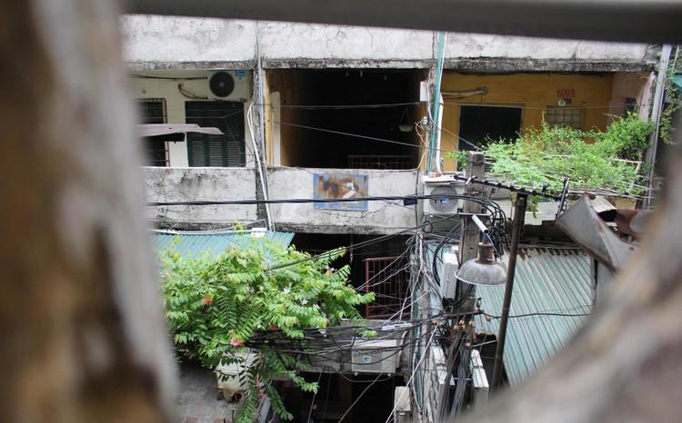 Cận cảnh 4 khu chung cư nguy hiểm cấp D ở Hà Nội sắp được cải tạo ảnh 16