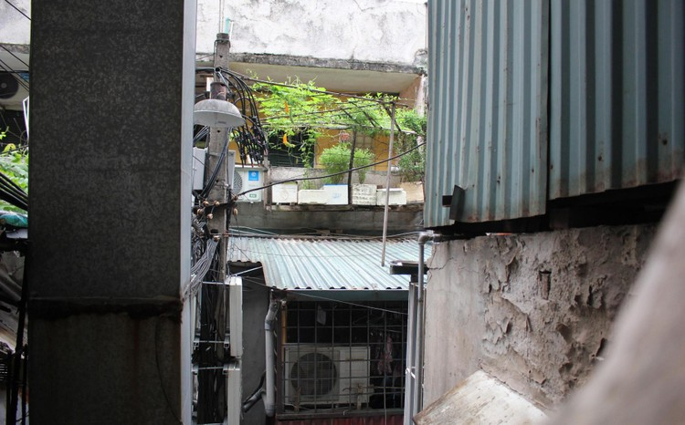 Cận cảnh 4 khu chung cư nguy hiểm cấp D ở Hà Nội sắp được cải tạo ảnh 17