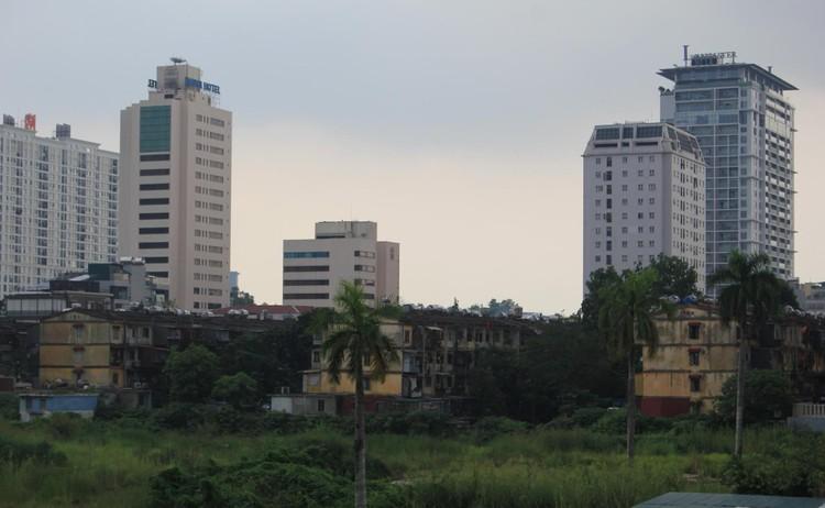 Cận cảnh 4 khu chung cư nguy hiểm cấp D ở Hà Nội sắp được cải tạo ảnh 23