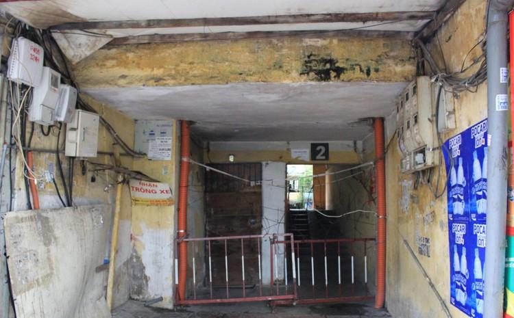 Cận cảnh 4 khu chung cư nguy hiểm cấp D ở Hà Nội sắp được cải tạo ảnh 3