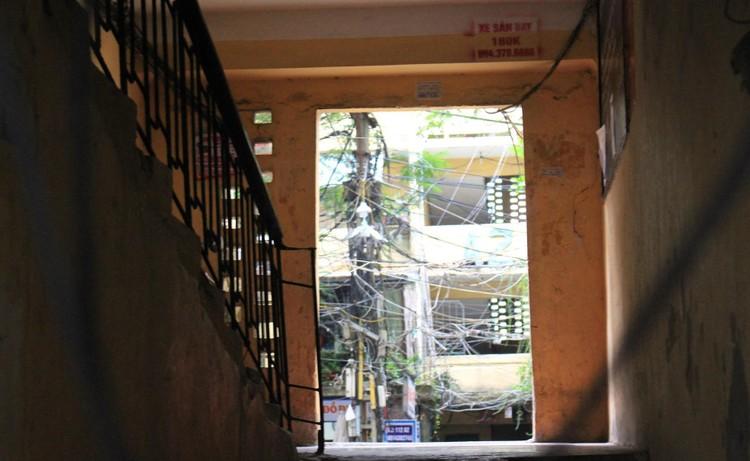 Cận cảnh 4 khu chung cư nguy hiểm cấp D ở Hà Nội sắp được cải tạo ảnh 4
