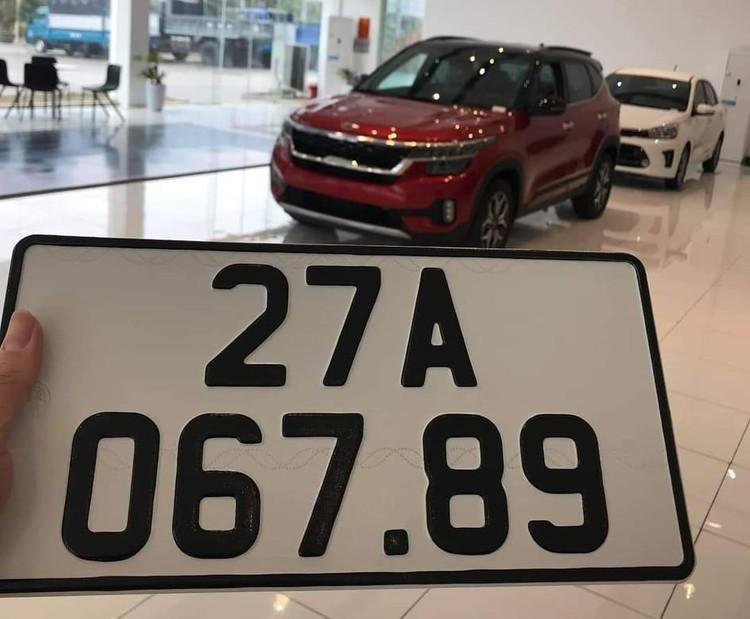 Đấu giá biển số xe đẹp: Dân chọn tùy thích, nhà nước thu nghìn tỷ ảnh 1