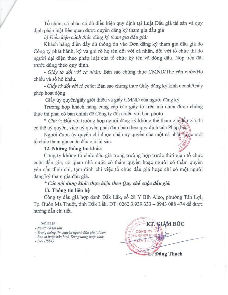 Ngày 30/9/2021, đấu giá 2 xe ô tô con và hệ thống máy móc, thiết bị đã qua sử dụng tại tỉnh Đắk Lắk ảnh 4