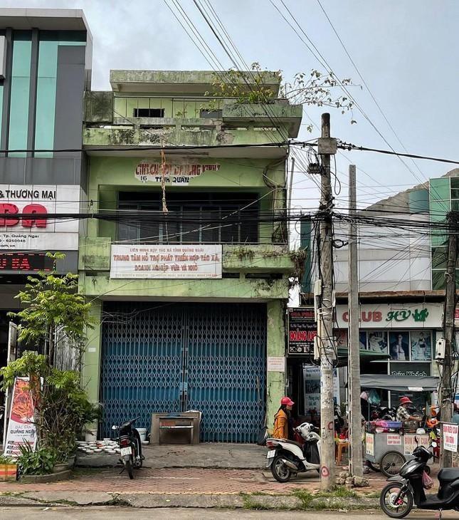 Bán đấu giá hàng loạt nhà, đất công sản ở trung tâm TP. Quảng Ngãi ảnh 1