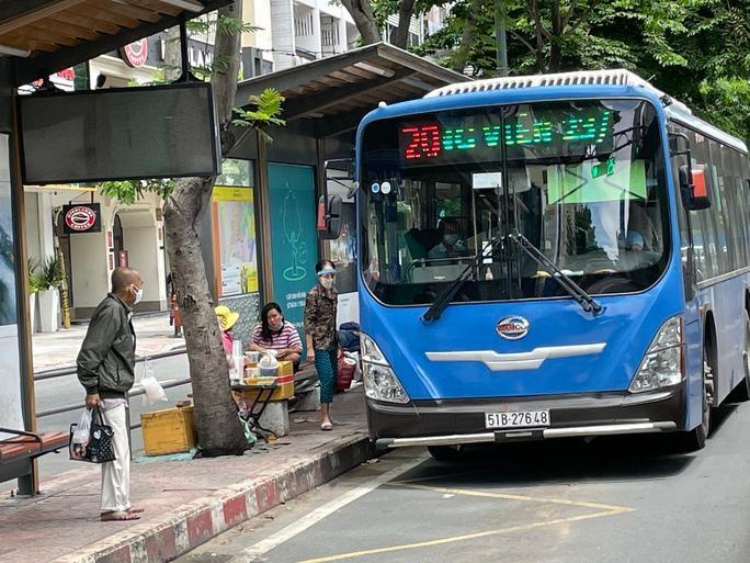 TP.HCM: Đề xuất cho xe buýt, taxi, ôtô công nghệ hoạt động lại từ 1/10 ảnh 1