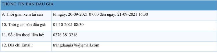 Ngày 1/10/2021, đấu giá xe ô tô Toyota Hiace tại tỉnh Tây Ninh ảnh 2