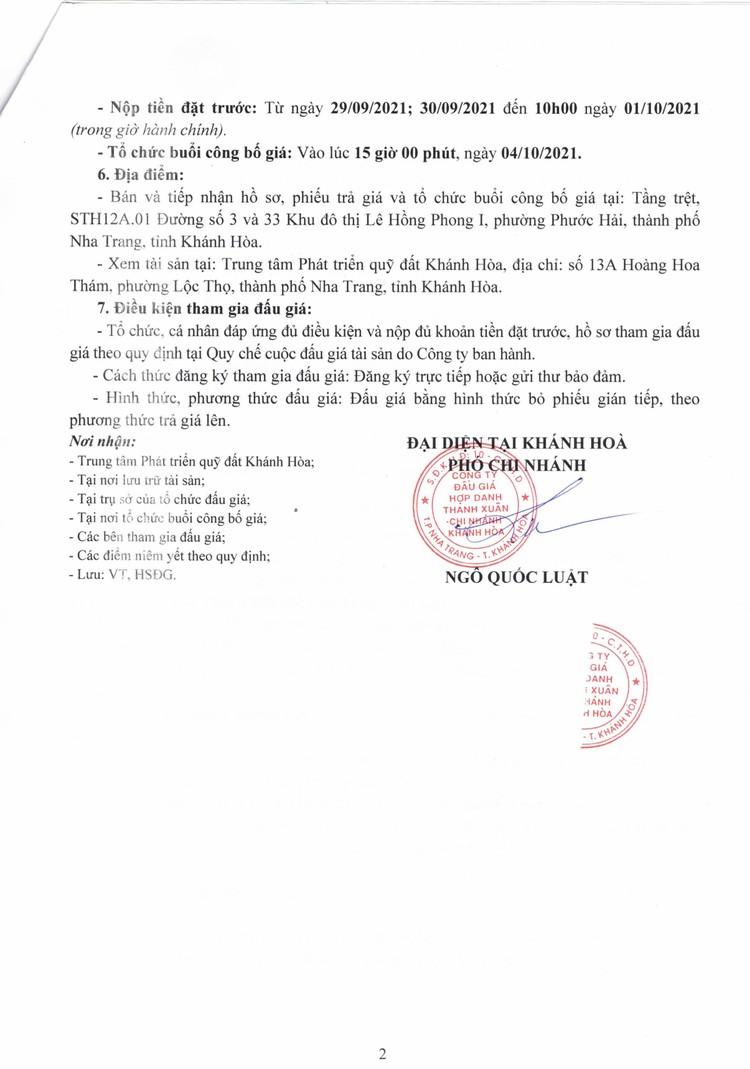 Ngày 4/10/2021, đấu giá 1 xe ô tô Mercedes tại tỉnh Khánh Hòa ảnh 3