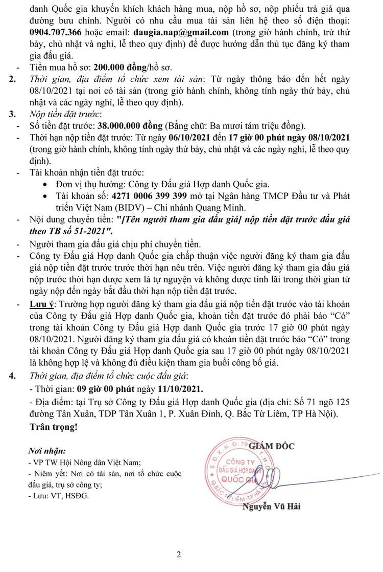 Ngày 11/10/2021, đấu giá lô 3 xe ô tô đã qua sử dụng tại Hà Nội ảnh 3