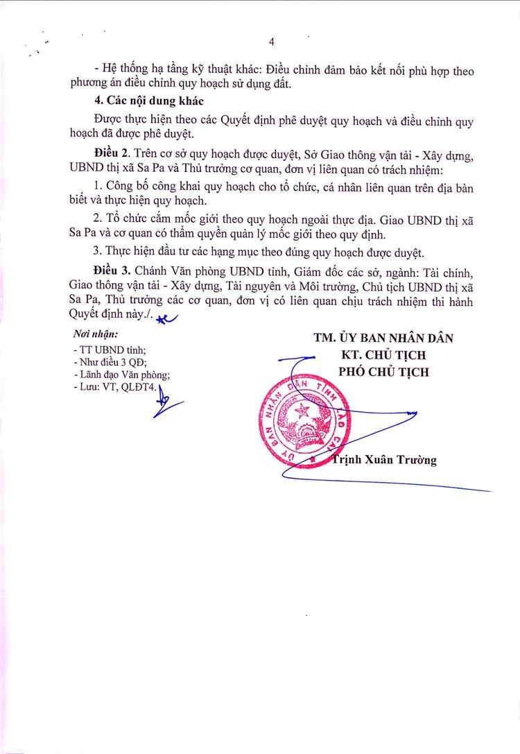 Ngày 8/10/2021, đấu giá quyền sử dụng 631,5 m2 đất tại thị xã Sa Pa, tỉnh Lào Cai ảnh 8