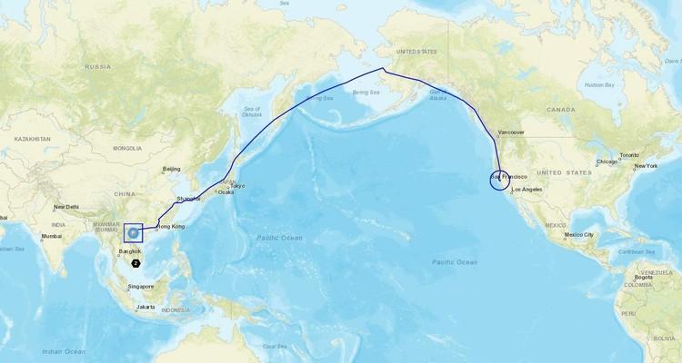 Bamboo Airways khai thác thành công chuyến bay thẳng không dừng kết nối Việt – Mỹ ảnh 2