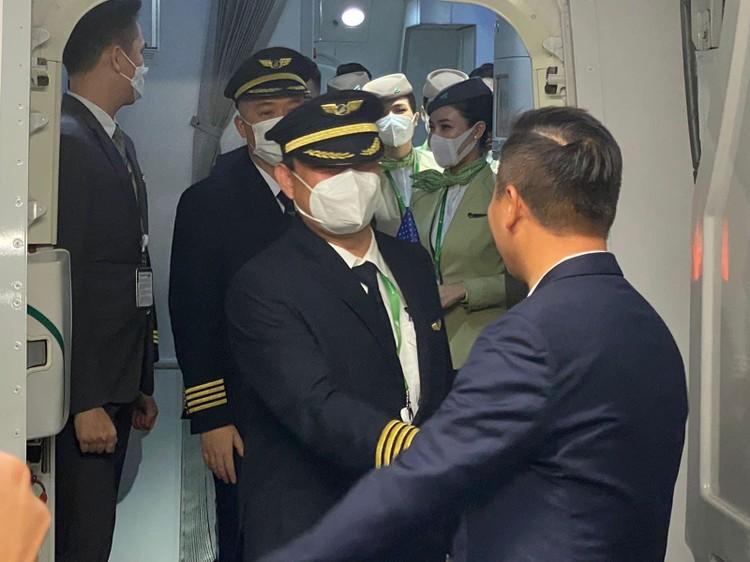 Bamboo Airways khai thác thành công chuyến bay thẳng không dừng kết nối Việt – Mỹ ảnh 3