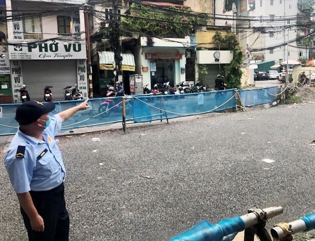 Ga ngầm metro Nhổn - ga Hà Nội: Vì sao nhà thầu nước ngoài dừng thi công? ảnh 1