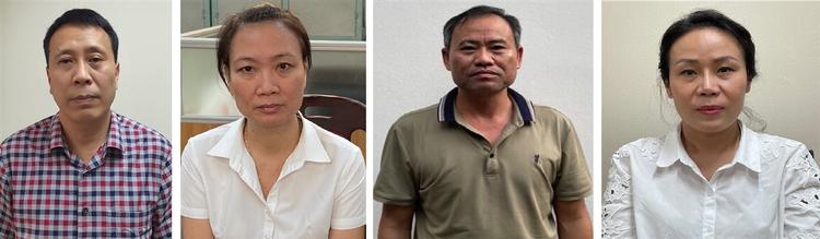 Bắt tạm giam giám đốc Ban thuộc Sở Xây dựng Hà Nội trong vụ nâng giá cây xanh ở Hà Nội ảnh 1