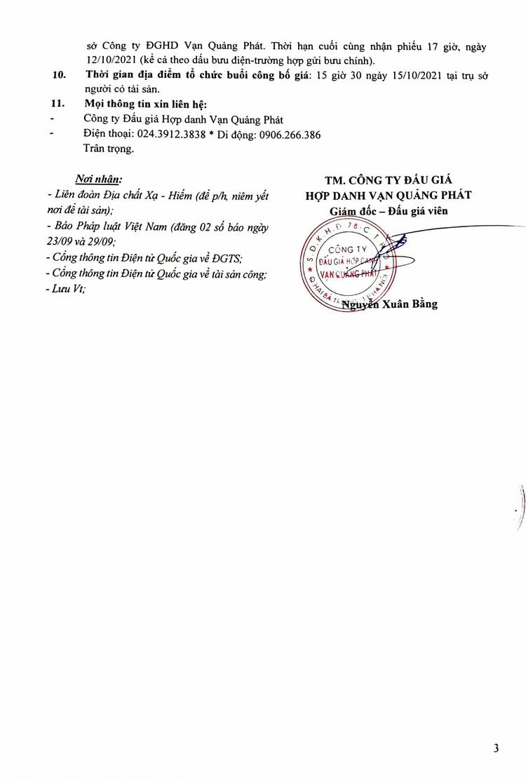 Ngày 15/10/2021, đấu giá 03 xe ô tô tại Hà Nội ảnh 4