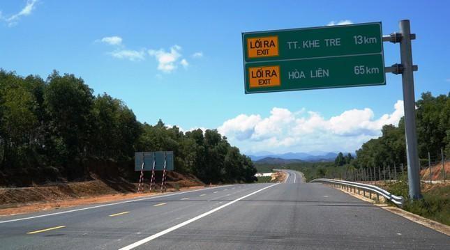 Chấp thuận nghiệm thu cao tốc La Sơn - Túy Loan để đưa vào vận hành khai thác ảnh 7