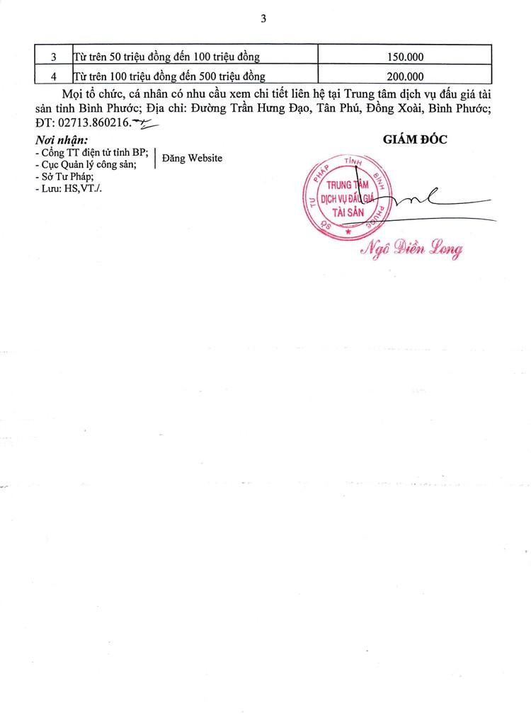 Ngày 18/10/2021, đấu giá hàng hóa tịch thu tại tỉnh Bình Phước ảnh 4