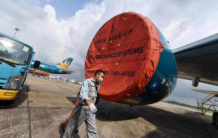 Sân đỗ Nội Bài sau đề xuất mở lại gần 400 chuyến bay nội địa ảnh 5