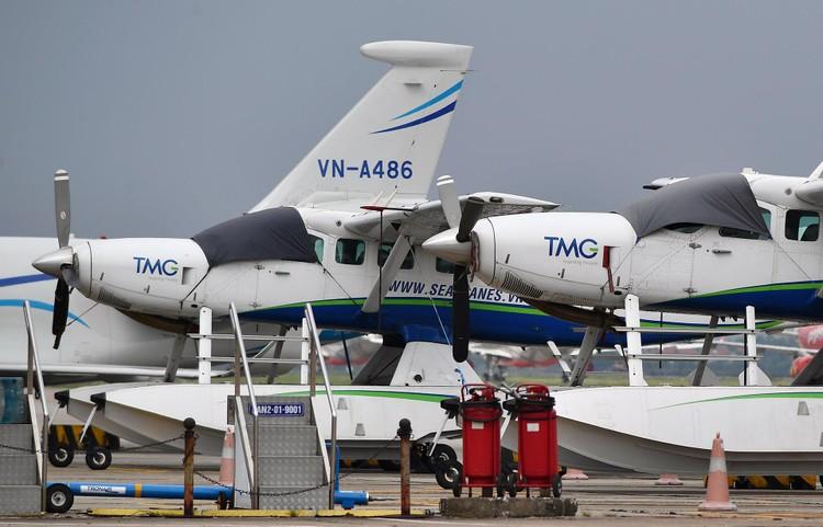 Sân đỗ Nội Bài sau đề xuất mở lại gần 400 chuyến bay nội địa ảnh 8