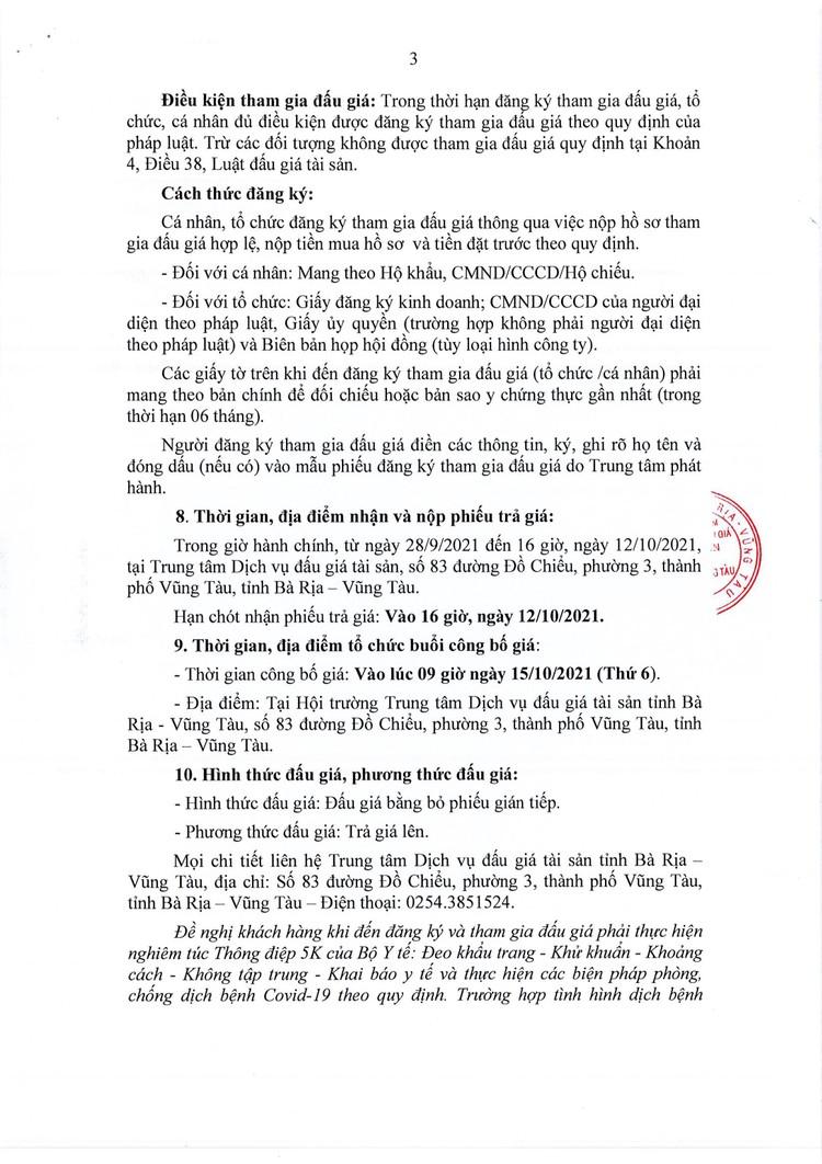 Ngày 15/10/2021, đấu giá tàu gỗ tại tỉnh Bà Rịa -Vũng Tàu ảnh 4